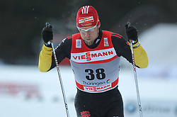 29.12.2011, DKB-Ski-ARENA, Oberhof, GER, Viessmann FIS Tour de Ski 2011, Prolog, Freie Technik/ Freistil Herren im Bild Axel Teichmann (GER) . // during of Viessmann FIS Tour de Ski 2011, in Oberhof, GERMANY, 2011/12/29 .. EXPA Pictures © 2011, PhotoCredit: EXPA/ nph/ Hessland..***** ATTENTION - OUT OF GER, CRO *****