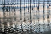 Pier Reflections, Pismo Beach, California 2017