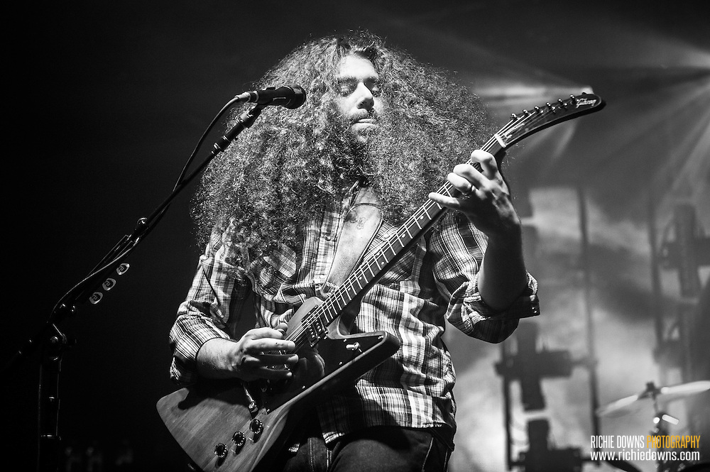 Coheed and Cambria preform at Echostage in Washington, DC on 03/02/2016 (Photos Copyright © Richie Downs).