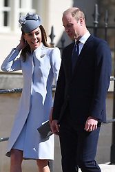 Members of the Royal Family attend the Easter Mattins Service at St. George's Chapel, Windsor Castle, Windsor, Berkshire, UK, on the 21st April 2019. 21 Apr 2019 Pictured: Members of the Royal Family attend the Easter Mattins Service at St. George's Chapel, Windsor Castle, Windsor, Berkshire, UK, on the 21st April 2019. Photo credit: James Whatling / MEGA TheMegaAgency.com +1 888 505 6342