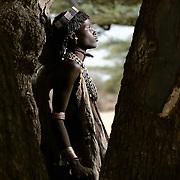 Portrait of Keri Boya.