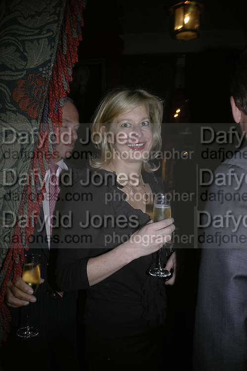 Alison Jackson, Party for Jean Pigozzi hosted by Ivor Braka to thank him for the loan exhibition 'Popular Painting' from Kinshasa'  at Tate Modern. Cadogan sq. London. 29 May 2007.  -DO NOT ARCHIVE-© Copyright Photograph by Dafydd Jones. 248 Clapham Rd. London SW9 0PZ. Tel 0207 820 0771. www.dafjones.com.