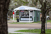 Abita Snoballs; snowball stand at the Abita Springs Cafe on Level Street