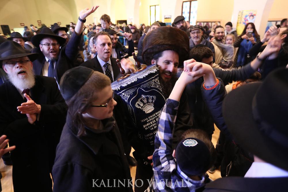 March 5th 2017 - Ashreichem Yisrael Chanukat HaBeit