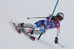 19.12.2010, Val D Isere, FRA, FIS World Cup Ski Alpin, Ladies, Super Combined, im Bild Lara Gut (SUI) whilst competing in the Slalom section of the women's Super Combined race at the FIS Alpine skiing World Cup Val D'Isere France. EXPA Pictures © 2010, PhotoCredit: EXPA/ M. Gunn / SPORTIDA PHOTO AGENCY