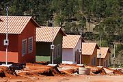 Pouso Alegre_MG, Brasil...Conjunto habitacional na cidade de Pouso Alegre. ..Housing state in Pouso Alegre...FOTO: LEO DRUMOND / NITRO