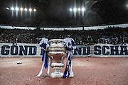 29.05.2016; Zuerich; Fussball Schweizer Cup Final - FC Lugano - FC Zuerich;<br />Der Schweizer Cup vor den Fans <br />(Steffen Schmidt/freshfocus)
