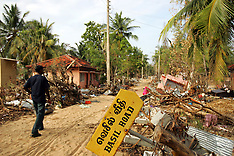 Sri Lanka - After the Tsunmai