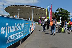 2017 Jeux Nationaux De L'Avenir Handisport, Saint Nazaire, France