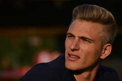 October 28, 2017 - Shanghai, China - Marcel KITTEL, during the 1st TDF Shanghai Criterium 2017 - Media Day..On Saturday, 28 October 2017, in Shanghai, China. (Credit Image: © Artur Widak/NurPhoto via ZUMA Press)