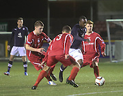 Sean Bonnett-Johnson - East Stirling v  Dundee, SPFL reserve league at <br /> Recreation Park<br /> <br />  - &copy; David Young - www.davidyoungphoto.co.uk - email: davidyoungphoto@gmail.com