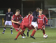 25-02-2014 East Stirling v Dundee reserves
