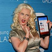 NLD/Amsterdam/20110823 - Presentatie Samsung Galaxy Tab, Monique Sluyter