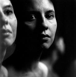 Daria, portrait.