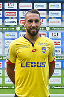 Florian Tardieu of Sochaux during the FC Sochaux photocall for the season 2016/2017 in Sochaux on September 20th 2016<br /> Photo : Philippe Le Brech / Icon Sport
