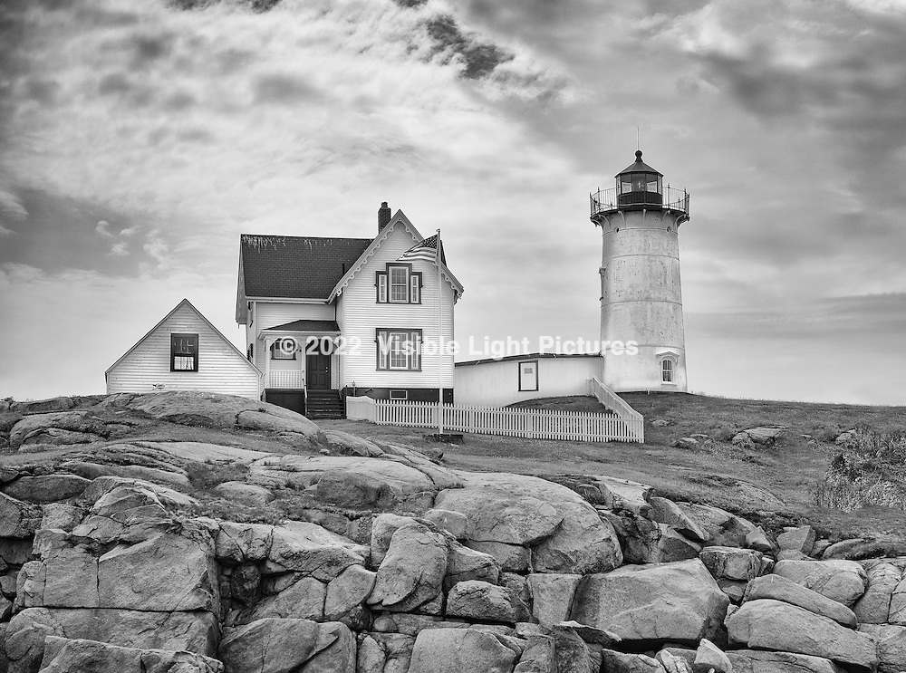 Nubble Lighthouse, Cape Neddick, York, Maine