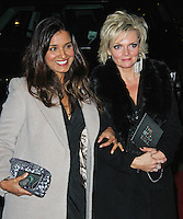 Shelley Conn & Sharon Small, The Odd Ball, Royal Garden Hotel, London UK, 28 November 2014, Photo By Brett D. Cove