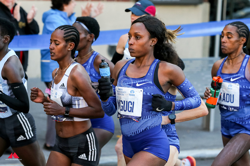 Mary Wacera Ngugi Nike<br /> TCS New York City Marathon 2019