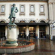 The central train station in Stockholm, Sweden.<br /> Jose More Photography