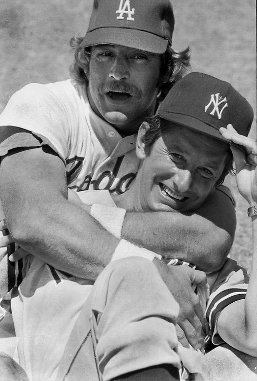 Billy Martin and Catfish Hunter