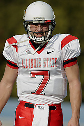 25 November 2006: Luke Drone.&#xD;The Redbirds romped the Panthers by a score of 24-13.&#xD;This game was a 1st round NCAA Division 1 Playoff held at O'Brien Stadium on the campus of Eastern Illinois University in Charleston Illinois.<br />
