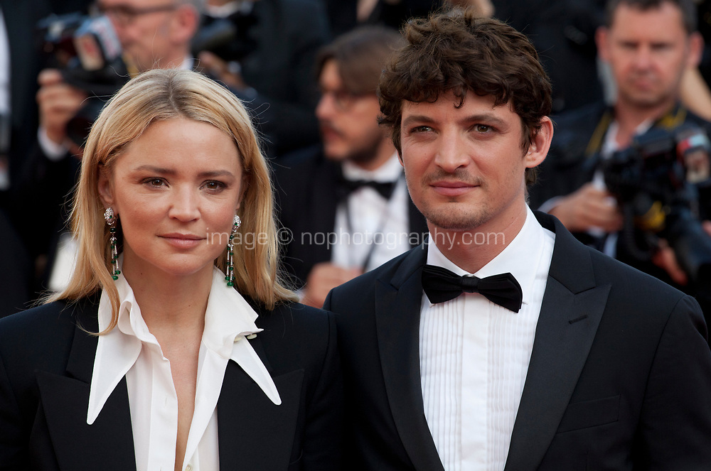 Virginie Efira, Niels Schneider at the closing ceremony and The Specials film gala screening at the 72nd Cannes Film Festival Saturday 25th May 2019, Cannes, France. Photo credit: Doreen Kennedy