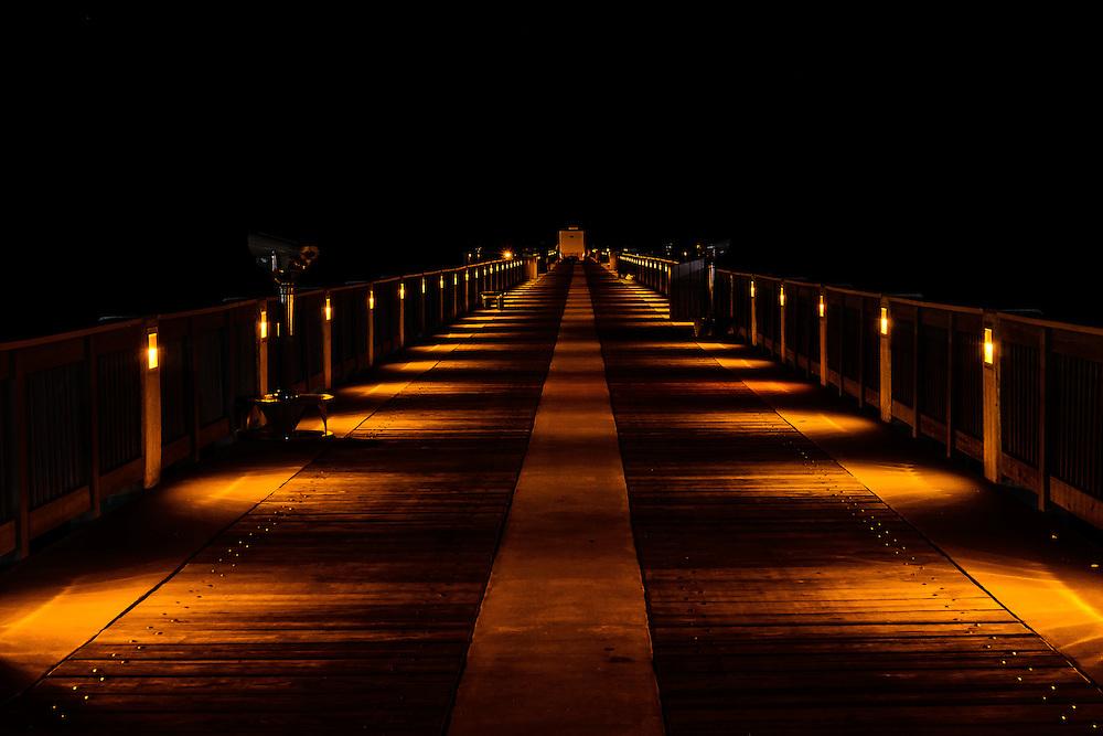 M.B. Miller County Pier.Panama City Beach, FL