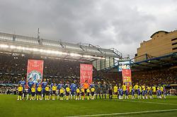 LONDON, ENGLAND - Wednesday, May 6, 2009: Chelsea take on Barcelona during the UEFA Champions League Semi-Final 2nd Leg match at Stamford Bridge. (Photo by Carlo Baroncini/Propaganda)