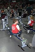 Birmingham, GREAT BRITAIN, General view [GV],  Junior Boys .the British Indoor Rowing Championships, [BIRC]. [Ergo Championships] National Indoor Arena. West Midlands 18/11/2007 [Mandatory Credit Peter Spurrier/Intersport Images].
