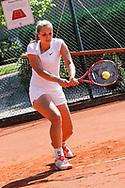 Sabine Lisicki, Vorbereitungstraining beim LTTC Rot-Weiss Berlin fuer die French Open 2013, Berlin, 19.05.2013, Foto: Claudio Gärtner