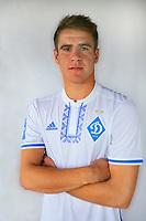 portrait, headshot, Dynamo Kiev, Artem<br /> BESEDIN