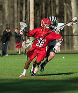 SPS boys Lacrosse v Brooks 16Apr13