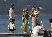 02.JUNE.2011. SAINT TROPEZ<br /> <br /> **EXCLUSIVE PICTURES** <br /> <br /> SIR PHILIP GREEN AND HIS FAMILY AND FRIENDS ENJOYING A SUNNY DAY AT CLUB 55 IN SAINT TROPEZ, CANNES, FRANCE<br /> <br /> BYLINE: EDBIMAGEARCHIVE.CO.UK<br /> <br /> *THIS IMAGE IS STRICTLY FOR UK NEWSPAPERS AND MAGAZINES ONLY*<br /> *FOR WORLD WIDE SALES AND WEB USE PLEASE CONTACT EDBIMAGEARCHIVE - 0208 954 5968*