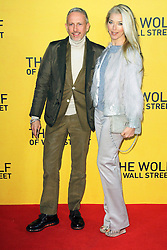 © Licensed to London News Pictures. 09/01/2014, UK. Tamara Beckwith, The Wolf of Wall Street - UK film premiere, Odeon Leicester Square, London UK, 09 January 2014. Photo credit : Richard Goldschmidt/Piqtured/LNP