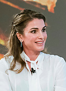 Queen Rania Interview At Google Zeitgeist