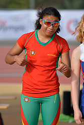 03/08/2017; Filipe, Ana, F20, POR at 2017 World Para Athletics Junior Championships, Nottwil, Switzerland
