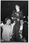 Male Adam Ant fans, London 1980