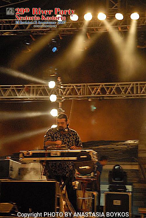 DJ Cyrill Roussos