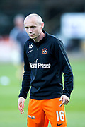 Dundee United midfielder Willo Flood (#16) ahead of the Betfred Scottish Cup match between Dundee and Dundee United at Dens Park, Dundee, Scotland on 9 August 2017. Photo by Craig Doyle.