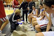 ROMA 26 MARZO 2011<br /> BASKET<br /> COLLEGE ITALIA - PASSALACQUA SPEDIZIONI RAGUSA<br /> NELLA FOTO STELLA CAMPOBASSO<br /> FOTO CIAMILLO CASTORIA