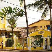 Ancienne demeure de Jorge Amado, le ce?le?bre auteur bre?silien qui conte la saga du cacao dans le sud de Bahia.