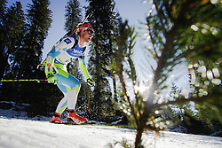 Klemen Bauer (SLO) during Men 15 km Mass Start at day 4 of IBU Biathlon World Cup 2015/16 Pokljuka, on December 20, 2015 in Rudno polje, Pokljuka, Slovenia. Photo by Ziga Zupan / Sportida