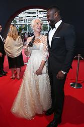 Helen Mirren;Jackson Curtis (50 Cent) attending the closing ceremony of the 57th Monte-Carlo Television Festival in Monaco on June 20, 2017. Photo by ABACAPRESS.COM    597266_011 Monaco Monaco