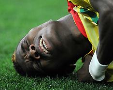Wellington-Football, Under 20 World Cup, Ghana v Mali