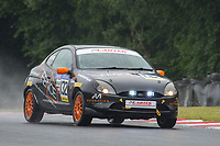 #132 Dafydd DAVIES Ford Puma  during CSCC Cartek Motorsport Modern Classics with Cartek Motorsport Puma Cup as part of the CSCC Oulton Park Cheshire Challenge Race Meeting at Oulton Park, Little Budworth, Cheshire, United Kingdom. June 02 2018. World Copyright Peter Taylor/PSP.