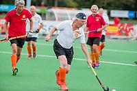 WAGENINGEN -  Kees Boelhouwer. . lustrum 2019,  60+ hockey, 30jaar.   met wedstrijden en andere festiviteiten.   COPYRIGHT KOEN SUYK