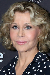 March 16, 2019 - Los Angeles, CA, USA - LOS ANGELES - MAR 16:  Jane Fonda at the PaleyFest - ''Grace and Frankie'' Event at the Dolby Theater on March 16, 2019 in Los Angeles, CA (Credit Image: © Kay Blake/ZUMA Wire)