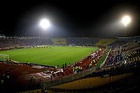 Fotball<br /> Foto: imago/Digitalsport<br /> NORWAY ONLY<br /> <br /> Partizan Beograd<br /> <br /> 05.06.2010<br /> Belgrad - Serbien vs Kamerun -  Bild zeigt das Partizan Stadion  in Belgrad.