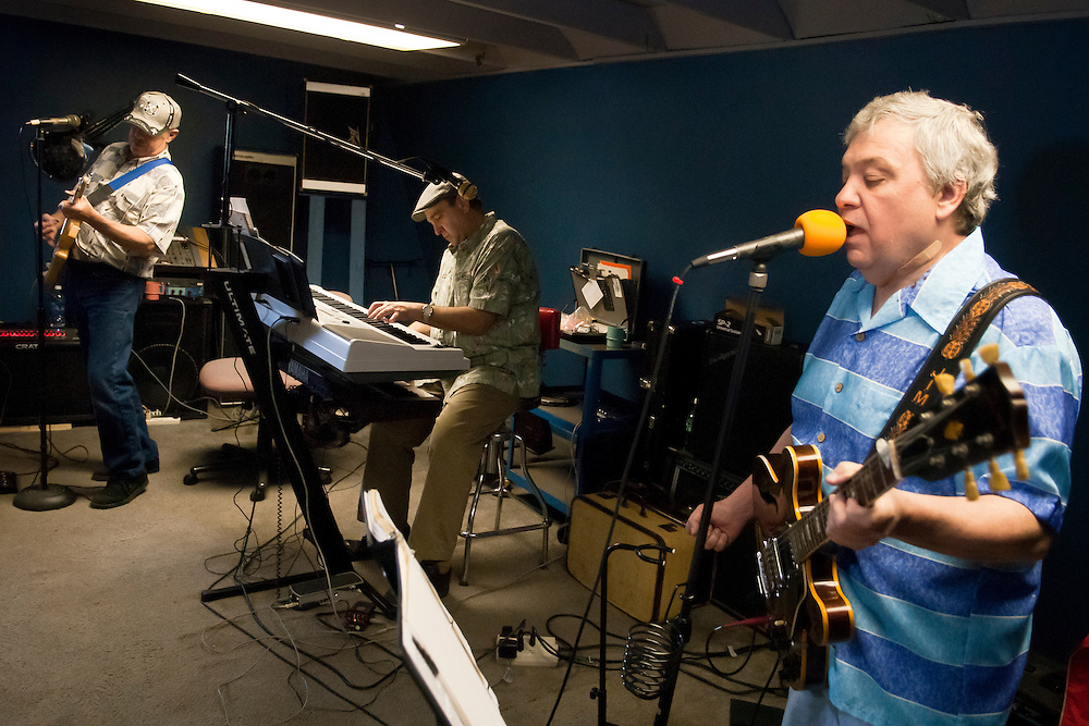 Lathan Goumas   MLive.com..May 8, 2012 - A Touch of Class, a Flint area band that began in 1975, rehearses in Montrose Township, Mich. on Tuesday. The band which plays cover songs of all types of music took a hiatus in the mid 1980s but reformed in December of 2010. They are currently performing every Friday and Saturday night at the Fraternal Order of Eagles post 629 in Flint.