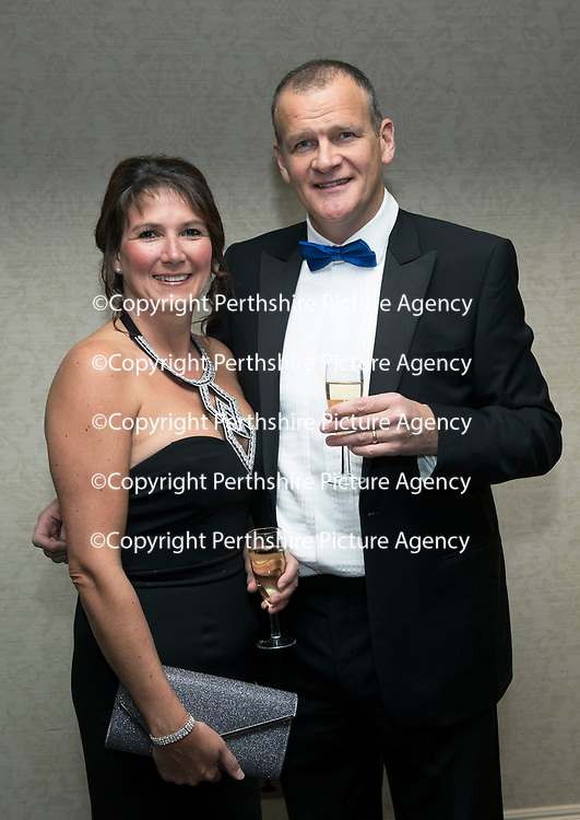 Perthshire Chamber of Commerce Business Star Awards 2017…Crieff Hydro Hotel<br />Tracey and Ross Graham<br />Picture by Graeme Hart. <br />Copyright Perthshire Picture Agency<br />Tel: 01738 623350  Mobile: 07990 594431